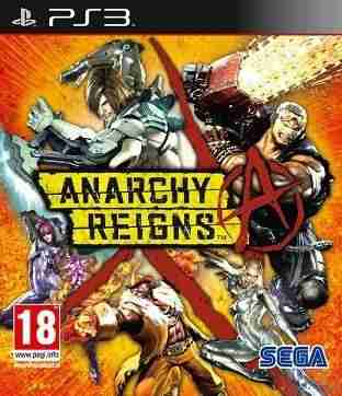 Descargar Anarchy Reigns [MULTI][Region Free][FW 4.3x][STRiKE] por Torrent